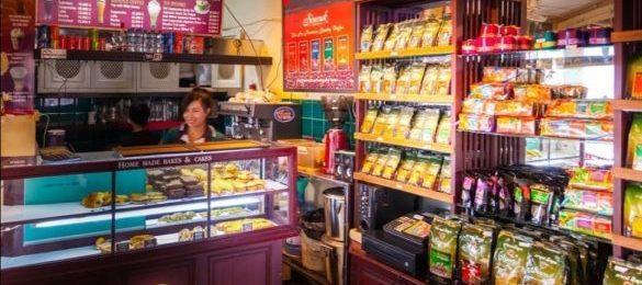Café Sinouk Talat Sao Mall 1 - The best coffee shops in Vientiane