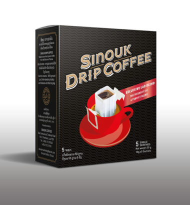 Exclusive Lao Drip Coffee