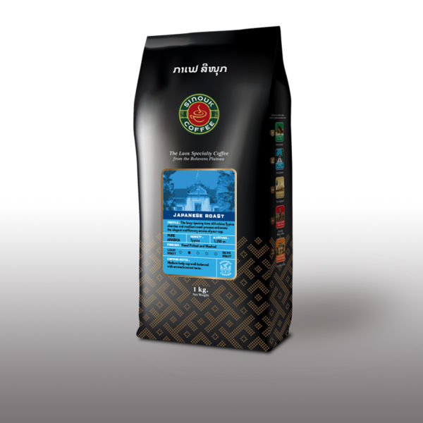 Lao Coffee Light Medium Roast