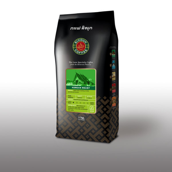 Light Blend Roasted Coffee