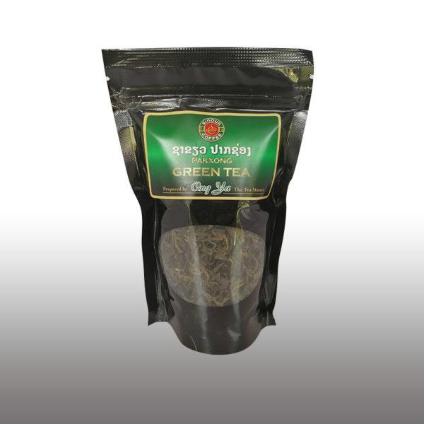 Pakxong Lao Green Tea - Sinouk Coffee