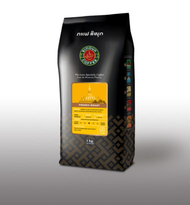 Lao Medium Roasted Coffee