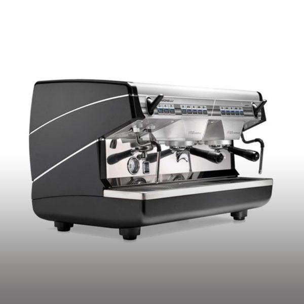 Nuova coffee machine in Laos for shops