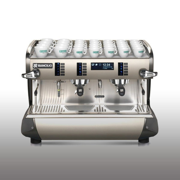 Rancilio coffee machine from Sinouk coffee in Laos
