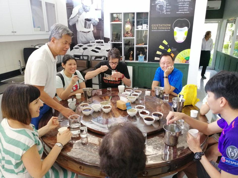 Coffee Tour - Vientiane : Experience coffee culture with Sinouk Coffee - Coffee Experience