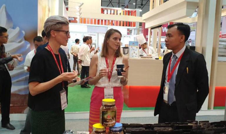 Driving prosperity of Lao Coffee
