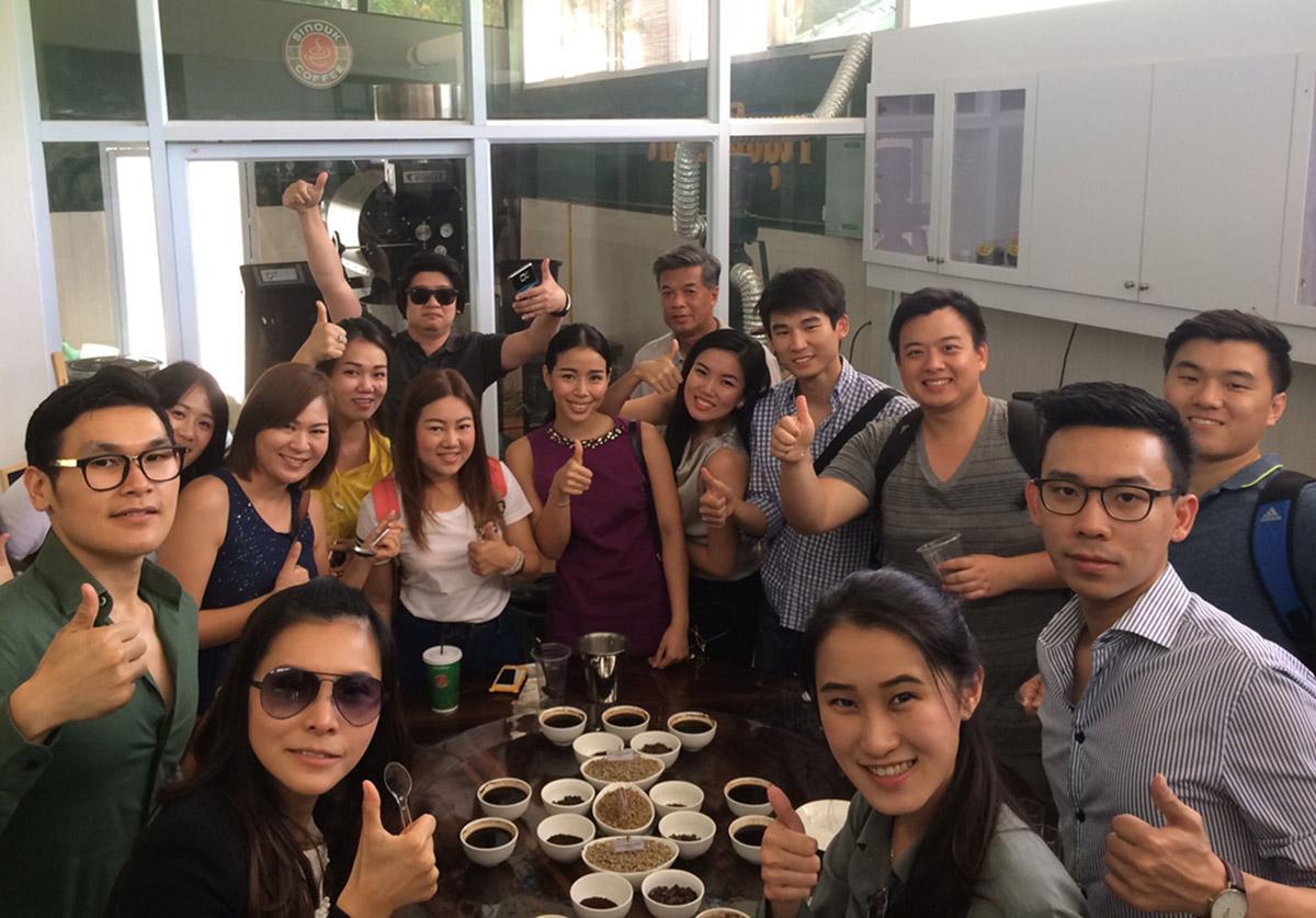 VIentiane Coffee tour