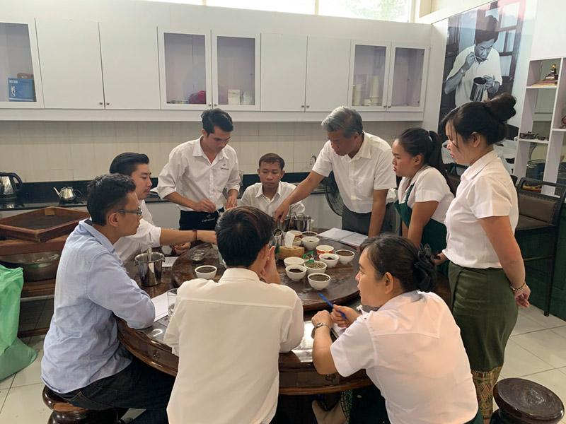 Quality and Innovation approach to Lao Coffee