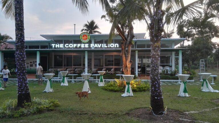 Sinouk Coffee Pavilion - The best coffee shops in Vientiane