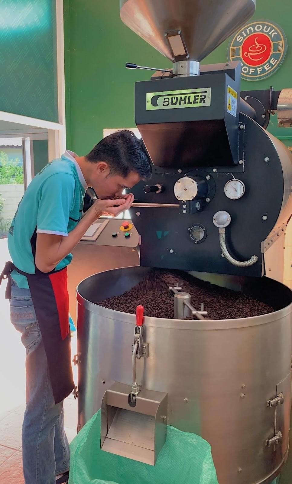 Roastery : Come and See our Specialty Coffee Production & Innovation Center - Find us