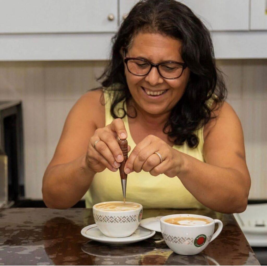 Barista Class - Sinouk Coffee Academy