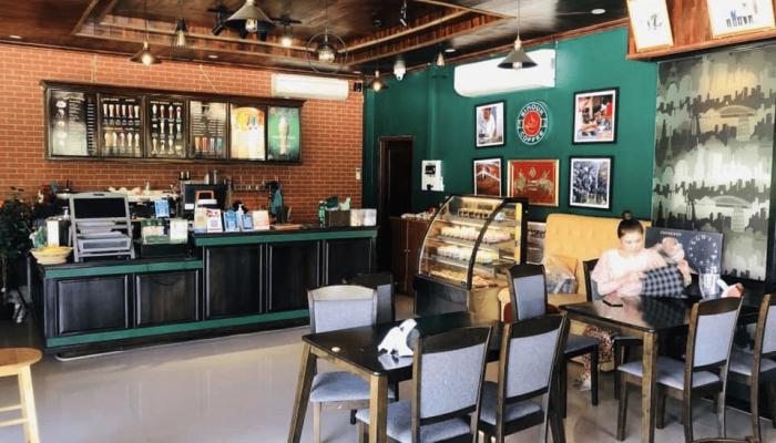 Café Sinouk Sekong - The best cafe restaurant in Sekong