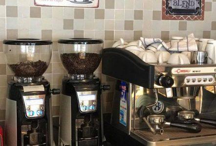 Coffee Equipment Supply MENU