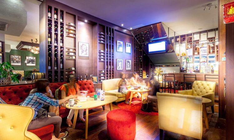 Cafe Sinouk- Phonsinuane - The best cafe restaurant in Vientiane